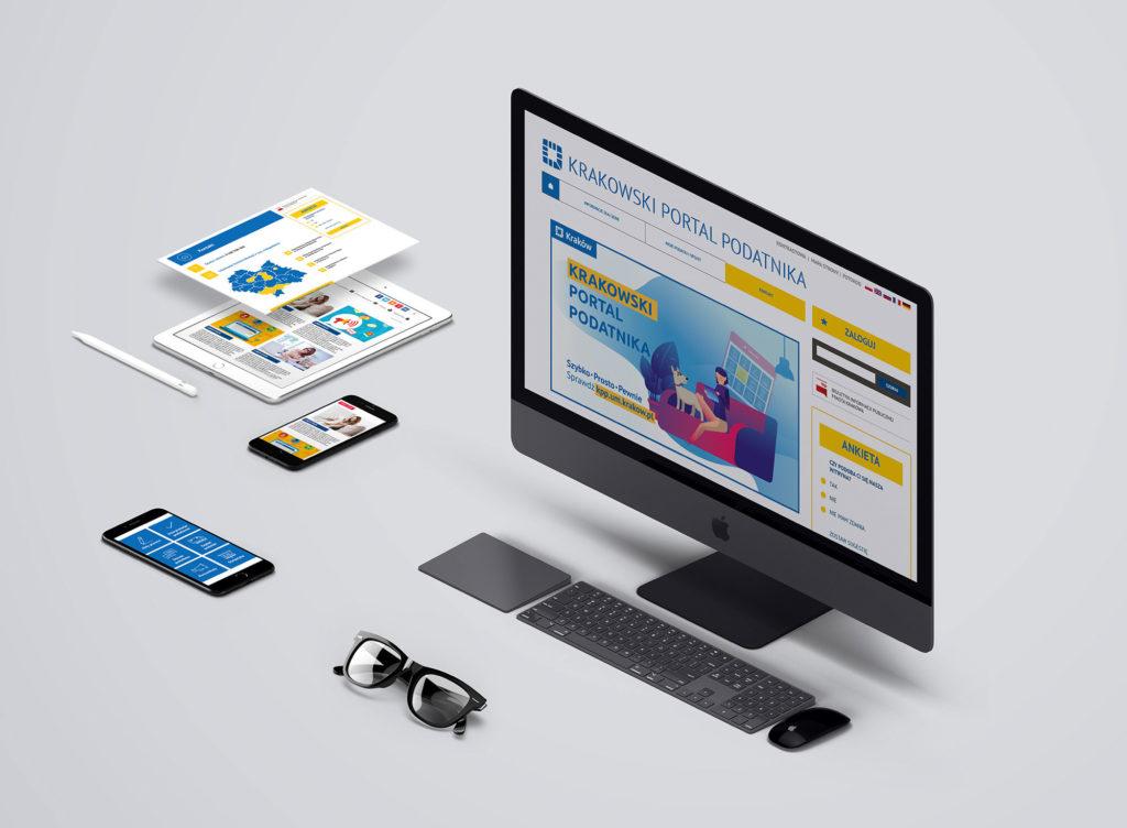NUEKO Digital Portfolio - Krakowski Portal Podatnika
