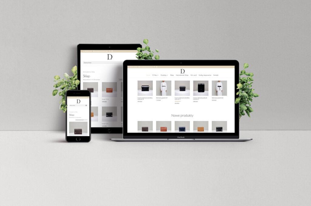 NUEKO Digital Portfolio - Departament Store ecommerce