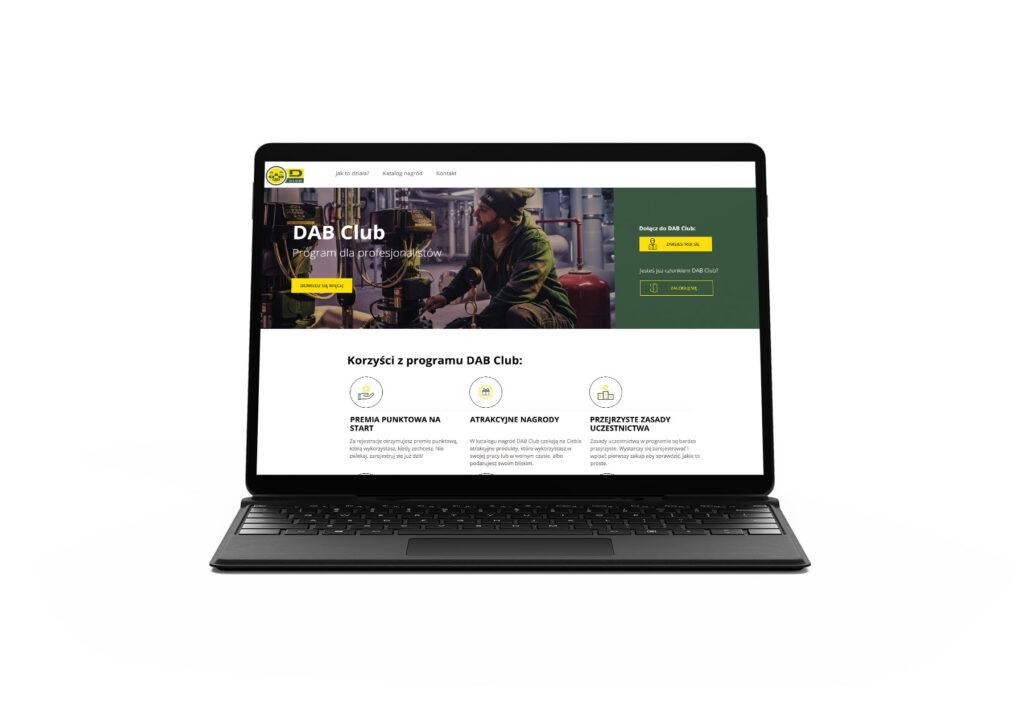 DAB Club - Program lojalnościowy